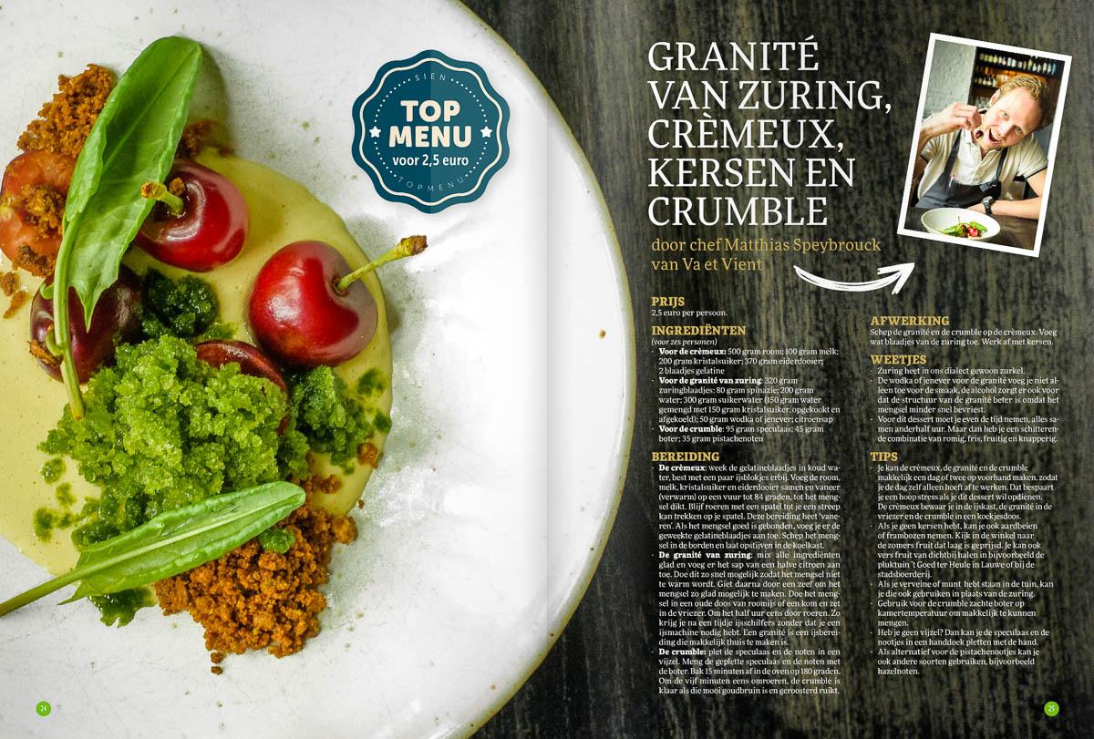 Foodfotografie Va et vient