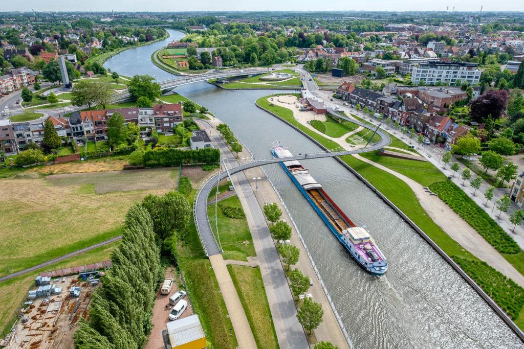 Workshop stadsfotgrafie Kortrijk