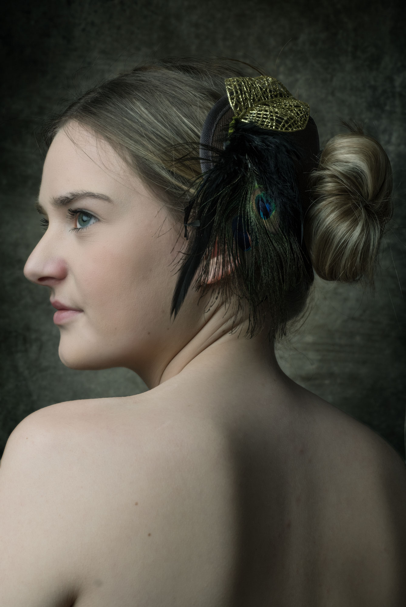 Portretfotografie studio Kortrijk Kattoo