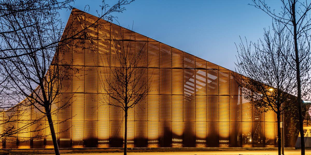 Architectuurfotografie Gent