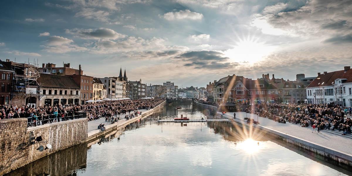 Bedrijfsfotografie Stad Kortrijk